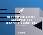 Best Cover Letter Examples for Graphic Designers