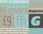 New Fonts on Typekit from Typofonderie
