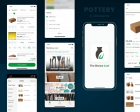 Designing E-commerce Experience for Pottery