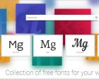 Fontstorage – A Collection of Free Webfonts for any Web Project