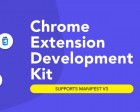 Chrome Extension Kit 2.0 - Launch your Next Chrome Extension Project Faster than Ever