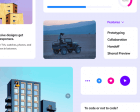 Landing Page Kit from Framer - A Drag & Drop Website Kit