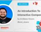 An Introduction to Figma Interactive Components