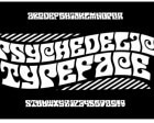 20 Free Psychedelic Fonts all Designers Must Have