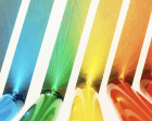 The Colors of the Rainbow for Designers