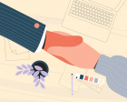 How to Win the Freelance Graphic Design Job (5 Tips for a Great Pitch)
