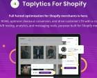 Taplytics for Shopify - Full Funnel Optimization for Shopify Merchants