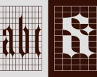 Marlon Ilg Talks Us Through Turning a Found Typeface into a Variable Font with a Modular Grid