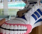 Is this Adidas Sneaker the Most Terrifying Shoe Design Ever?