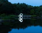 A Split and Sinking Monument to the Tokyo Olympics Conveys the Divisive Games