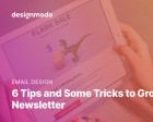 6 Tips and Some Tricks to Grow your Newsletter