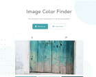 Image Color Finder - Pick the Best Color Combinations in any of your Images