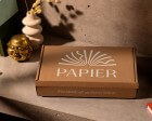 """Ragged Edge Creates a """"magical"""" New Identity for Stationery Brand Papier"""