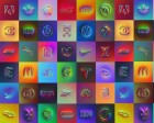 Artist Gives Famous Logos an Awesome Neon Makeover