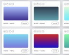 Awesome CSS3 Background Gradients