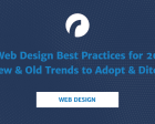 22 Web Design Best Practices for 2022: New & Old Trends to Adopt & Ditch [Infographic]