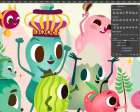 VectorStyler - Complete Illustration and Drawing Software