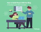 Build a Blog on React: Step-by-Step Guide with Examples