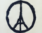 This French Designer's Sketch has Become the Symbol of Solidarity for the Paris Attacks