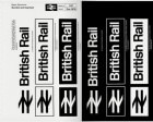 High Spec Reproduction of the Iconic British Rail Corporate Identity Manual