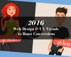 Infographic: 2016 Web Design & UX Trends