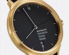 A Smartwatch Designers Might Actually Wear: Mondaine Helvetica