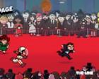 Site Design: Leo's Red Carpet Rampage