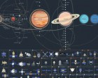 One Poster Contains the History of Space Exploration