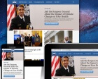 The White House Modernizes its Homepage with New Responsive Design
