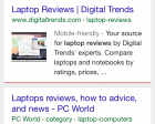 Google Testing Large Images in Mobile Search Results