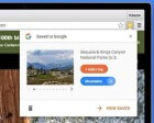 Google's New Chrome Extension Lets You Save Web Pages and Images for Later