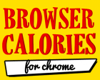 Browser Calories: Chrome Extension for Managing Page Weight