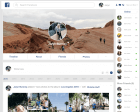 Concept: Redesigning Facebook's UX