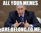 Russia Just Made a Ton of Internet Memes Illegal