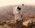 This is What Taking Selfies on Mars Looks like