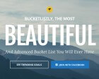 BucketListly 4.0 - The Most Beautiful Bucket List You will Ever Use