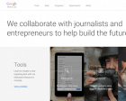 Google: Introducing the News Lab