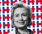 The Internet Freaks Out Over Hillary's Campaign Logo