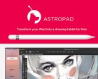 Astropad 2.0: Turn your iPad into an Ultra Responsive Drawing Tablet