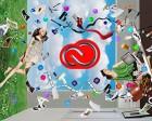 Adobe: Creating a Digital Identity with Analog Tools