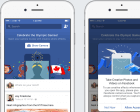 Facebook Begins Testing a Snapchat-like Camera with Filters and Stickers