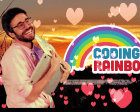 Coding Rainbow is a Gorgeous, Free Guide to Creative Software Development