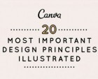 20 Most Important Design Principles Illustrated